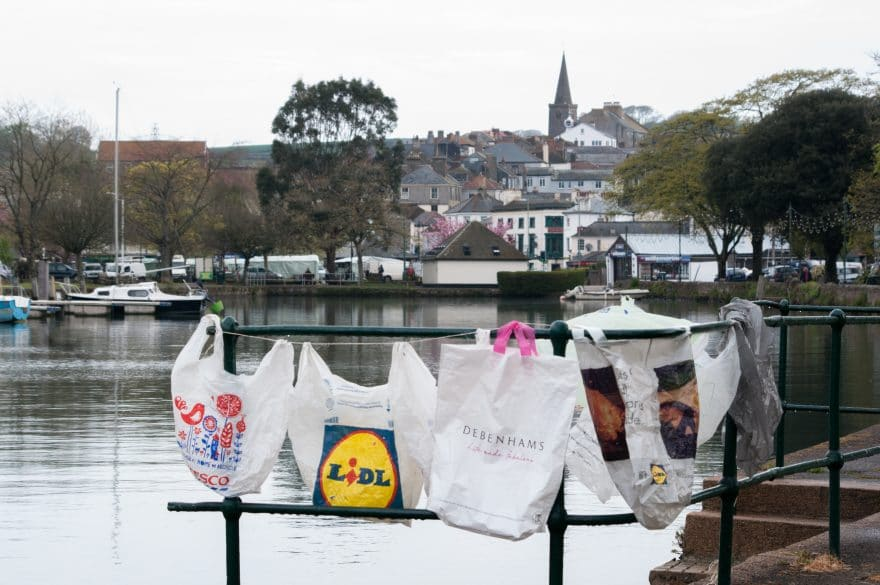 Plastic bag free Kingsbridge
