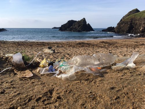 beach plastic soar mill cove