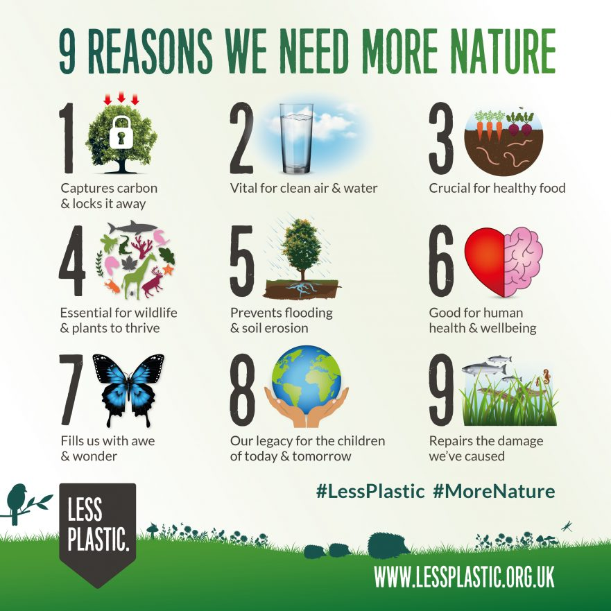 9 reasons we need more nature